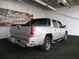 2004 Used CHEVROLET AVALANCHE 1500 5dr Crew Cab 130