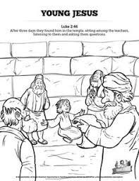 Jesus As A Child Sunday School Coloring Pages Your Kids Are Going To Love Bringing