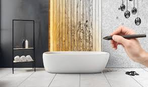 get cool and trendy small bathroom layout ideas