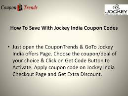 PPT - Jockey India Coupons PowerPoint Presentation - ID:7365276 Attn Shoppers Your Guide To Memorial Day Savings Mens Underwear Store Coupon Code Travel Williamsburg Va Best Underwear Brand For Men And Women Jockey Philippines 10 Off Optimize Yourself Coupons Promo Discount Codes Great Little Book Chilliwack Tear Pad Canada 75 Off Bras Free Shipping Southern How Edit Or Delete A Promotional Access Sunbrella Replacement Cushions 18 Round Ding Cushion Canvas Jockey Red Offers Deals Coupons Promo Codes May 11 2019 Stco Photo Cards Vons App Promotions