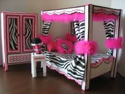 Image Of Zebra Print Bedding Decorating
