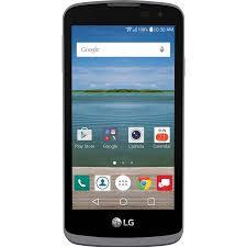 Verizon Wireless LG Optimus Zone 3 8GB Prepaid Smartphone Black