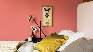 couleur chaude pour une chambre couleur dans la chambre à coucher 5 conseils peinture et