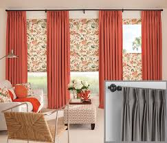 Decorative Double Traverse Curtain Rods by How To Choose Curtains And Drapes For Your Home