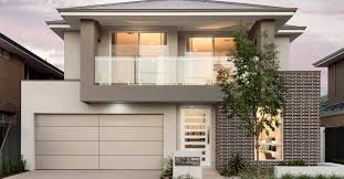 Images Homes Designs by Ben Trager Homes Two Storey Homes Perth 2 Storey House Design