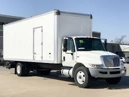 2011 International 26-ft Box Truck 4300 - MAG Trucks