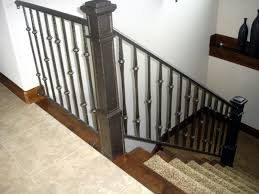 Decorations: Wrought Iron Stair Railing Kits | Indoor Stair ... Custom Railings And Handrails Custmadecom Banister Guard Home Depot Best Stairs Images On Irons And Decorations Lowes Indoor Stair Railing Kits How To Stain A Howtos Diy Install Banisters Yulee Florida John Robinson House Decor Adorable Modern To Inspire Your Own Pin By Carine Az On Staircase Design Pinterest Image Of Interior Wrought Iron 10 Standout Why They Work 47 Ideas Decoholic