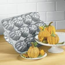 Nordic Ware Pumpkin Loaf Pan Recipe by Nordicware Nordic Ware Pumpkin Baking Pan Fall Autumn