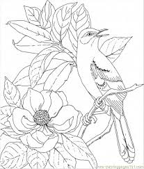 Online Nature Coloring Pages 94 In Free Book With