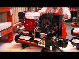 The Home Depot Tool Rental Center Air pressors