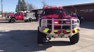 100 Brush Trucks Sapulpa Oklahoma Fire Depts Twin Skeeter FlatBed