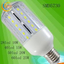high lumen light bulbs led corn light corn l 100 240v smd5730