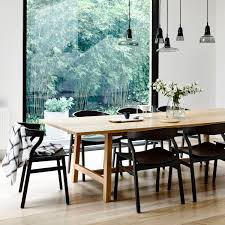 Muuto Linear Wood Dining Table 140 X 85 Cm Oak