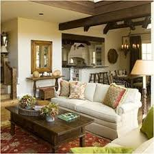 Southern Living Family Room Photos by Very Cozy Space Kinsley Place Plan 1131 Southern Living