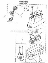 Hobart 20 Qt Mixer Parts Diagram New Kitchenaid