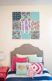 DIY Teen Room Decor Ideas For Girls Fabric Wall Art Cool Designs Diy L Ddb167ca726b8ef4