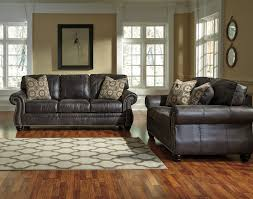 Levon Charcoal Sofa And Loveseat by Living Room Groups Furniture Albany Ga Railway Freight Furniture