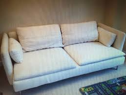 Ikea Soderhamn Sofa Cover by Ikea Soderhamn Three Seat Sofa Replacement Cover Including Arms