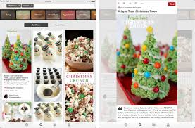 Rice Krispie Christmas Trees Recipe by Best Holiday Cooking And Recipe Apps For Ipad Imore