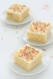 konfetti kuchen vom blech backen macht glücklich