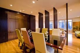 Elegant Dining Furniture Retractable Door Partition