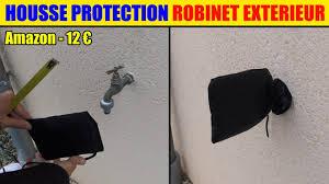 housse protection robinet exterieur proteger un robinet du