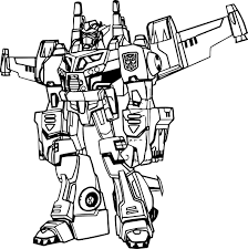 Optimus Prime Coloring Pages Transformers Page Wecoloringpage Free Book