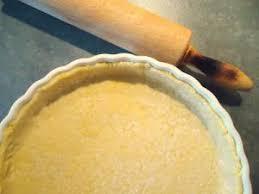 pâte sablée sans matière grasse par delphine cuisine