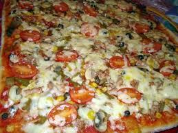 pate a pizza maison recette de pate a pizza maison par cuisinestyle