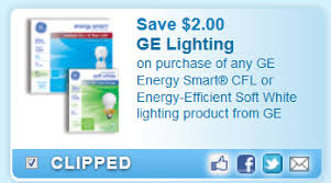 new ge coupon free 4 pack light bulbs at target or 3 pack as low
