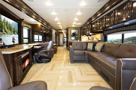 2015 Tuscany Luxury Diesel Motorhomes Class A Pusher By Thor Motor Coach