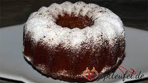 bananen nuss kuchen mit schokolade