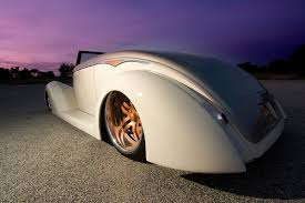 1937 Ford Roadster Known as Suicide Blonde is Texas Car Builder s