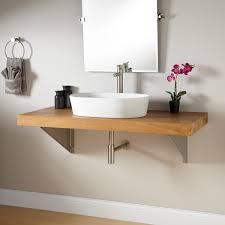 Pedestal Sink Mounting Bracket by 49