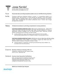 Job Resume Examples No Experience Template Page 4