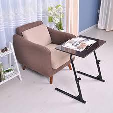 klappbare tv beistelltisch beistelltisch verstellbar tragbar sofa tisch snack tisch laptop schreibtisch für sofa bett essen schreiben schreiben