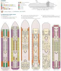 Carnival Splendor Deck Plans by Carnival Elation Deck Plans Radnor Decoration