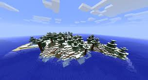 Best Pumpkin Seed Minecraft Pe by Snow Islands Minecraft Seeds
