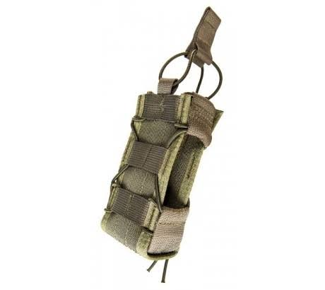 High Speed Gear HSG-11MAC0OD Multi-Access Comm Taco Molle Pouch, Olive Drab