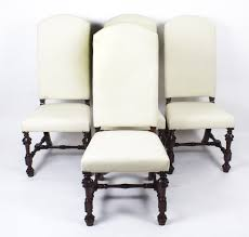Marvellous High Gloss Set Covers Chairs Dining And Table ... Set Of Six 19th Century Carved Oak High Back Tapestry Ding Jonathan Charles Room Dark Armchair With Antique Chestnut Leather Upholstery Qj493381actdo Walter E Smithe Fniture 4 Kitchen Chairs Quality Wood Chair Folding Buy Chairhigh Chairfolding A Pair Of Wliiam Iii Oak Highback Chairs Late 17th 6 Victorian Gothic Elm And Windsor 583900 Hawkins Antiques Reproductions Barry Ltd We Are One Swivel Partsvintage Wooden Oak Wood Table With White High Back Leather And History Britannica