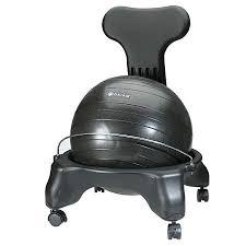 gaiam gaiam balance ball chair walgreens