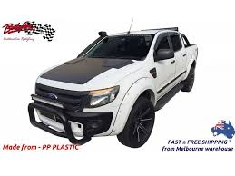 FORD RANGER PX1 2012-2015 FENDER FLARES WHEEL ARCH PAINTED TO ANY ... Bushwacker Fits 4runnerpickup 3100911 Cout Fender Flares Trim Putco 97166 Titan Truck Equipment And Accsories 97402 Sierra Flare Black Pocketstyle Set 2014 12016 F250 F350 Super Duty Pocket Style Amazoncom 2091402 Ford Bolton Riveted Look 0208 Ram 1500 Sb Truck Chrome Wheel Fender Flare Molding Trim Rust Removal Installation 96 F Lund Intertional Bushwacker Products 97222 Polished 94002 Boss