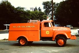 100 1957 International Truck Past Apparatus Bel Air VFC