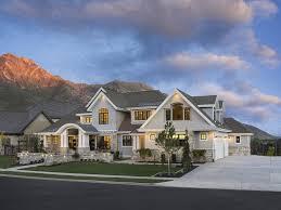 100 Garage House Craftsman Style Plan 6 Beds 55 Baths 6680 SqFt Plan 92024