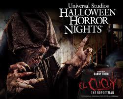 Universal Studios Orlando Halloween Horror by El Cucuy The Boogeyman Announced For Halloween Horror Nights