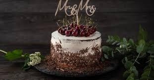 schwarzwälder hochzeitstorte als cake