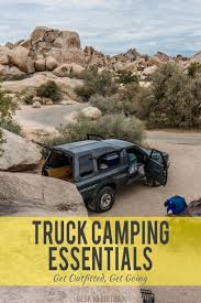 Truck Camping Gear - Get Outfitted, Get Going   Camping Stores ... Napier Outdoors Backroadz Truck Tent 65 Ft Bed Walmart Canada Storage Custom Tool Lloyds Camping Vehicles Part 2 The Shelter Blog Carolina Skiff Camping In A National Forest And Surrounded Nutzo Tech 1 Series Expedition Rack Nuthouse Industries Everything You Ever Wanted To Know About Camp Kitchens In A Box Survival Gear Campers Pinterest Andrew Valestrino Medium Subfreezing Weather Youtube List Of Essential Items Lifetime