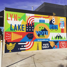 The Murals Of Lynlake by Muddy Waters On Twitter