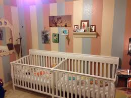 Image Of Baby Beds For Twins With Mattress