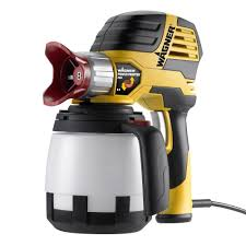 airless paint sprayer for ceilings wagner power painter pro airless held paint sprayer 0525029